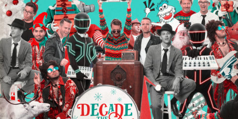 Tenth Avenue North Celebrates the Holidays with Decade The Halls Vol. 1