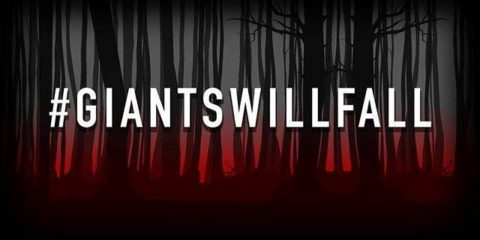L.E.D - Giants (Official Lyric Video)