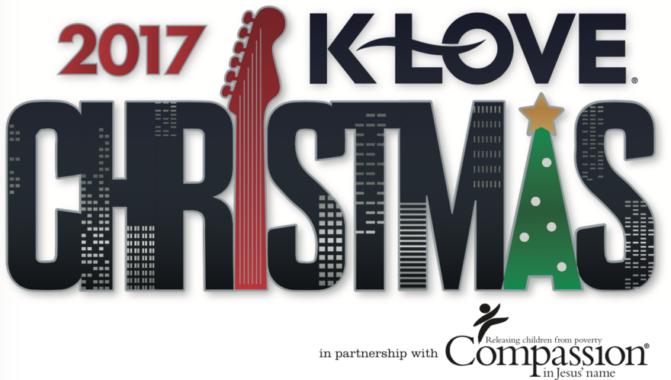 6th Annual K-LOVE Christmas Tour Kicks Off On Saturday