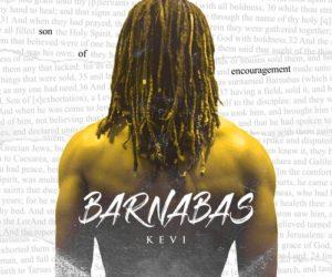 Kevi announces Barnabas album