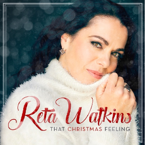 Reta Watkins Releases Debut Solo Album, 'That Christmas Feeling'