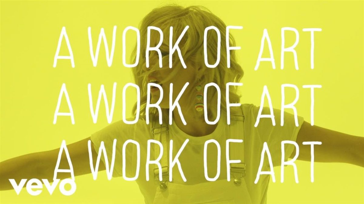 Video: Britt Nicole - Work of Art