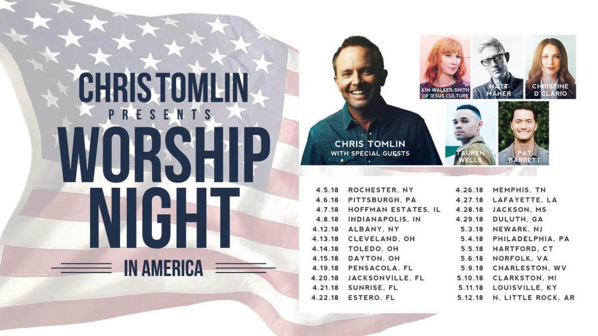 Worship Night In America