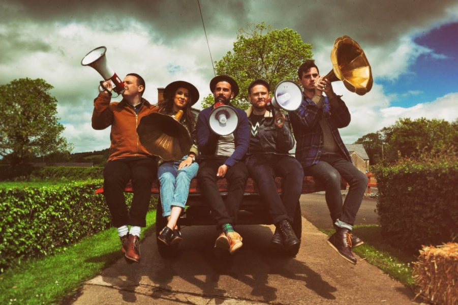 """Rend Collective Announces New Dates for """"Good News North America Tour Pt. 2"""""""