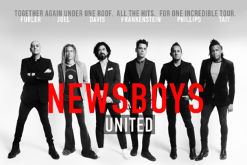 Newboys Unite for Unprecedented 2018 Tour