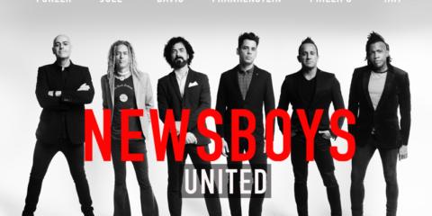 Newboys Unite for Unprecedented 2018 Tour