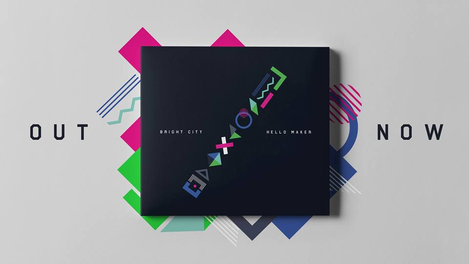 Bright City Release Maker Of The Moon lyric video