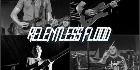 Relentless Flood Reveal Name and Cover for new album