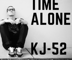 Kj-52 Drops Lyric Video for Time Alone