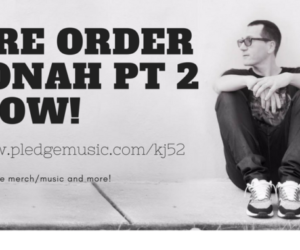 KJ-52 launches pre-order for Jonah part two