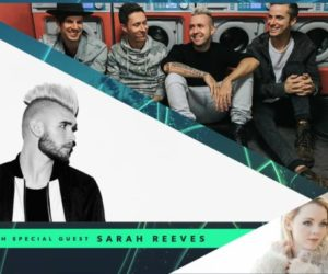 Colton Dixon to Co-Headline Spring Tour with Hawk Nelson with special guest Sarah Reeves Set To Launch Feb. 22