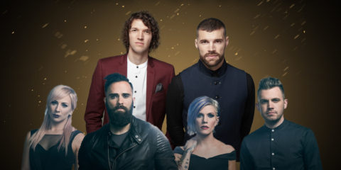 Blockbuster Bands Skillet And for KING & COUNTRY Unite For joy.UNLEASHED The Tour