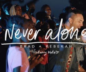 Brad + Rebekah Release Impactful Music Video With Watoto Children's Choir