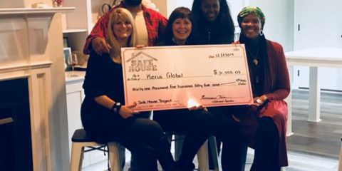 Gospel Hip-Hop Label, Renaissance Music, Gives $31k Check To Build Safe House In South Africa