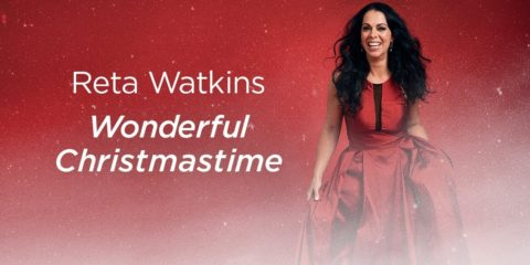 Reta Watkins Covers Sir Paul McCartney's Classic 'Wonderful Christmastime' with Joyous, Jazzy Music Video