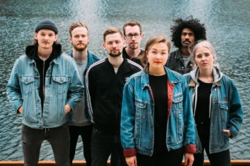 DREAM Worship Signs Norwegian Group Radiate Worship
