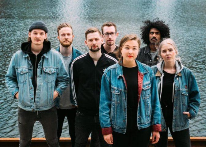 DREAM Worship Signs Norwegian Group Radiate Worship