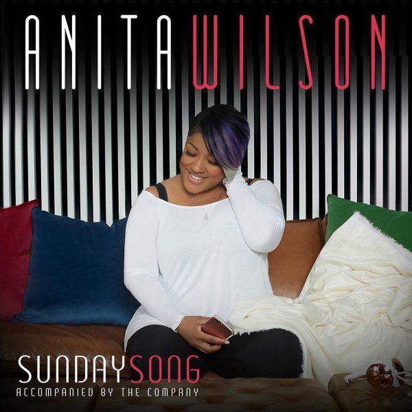 Anita Wilson Receives 3rd Grammy Nod - Best Gospel Album - SUNDAY SONG