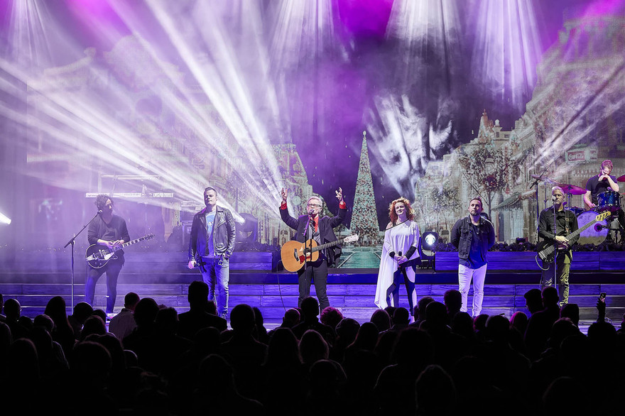The 6th Annual K-LOVE Christmas Tour Achieves Highest Attendance In ...