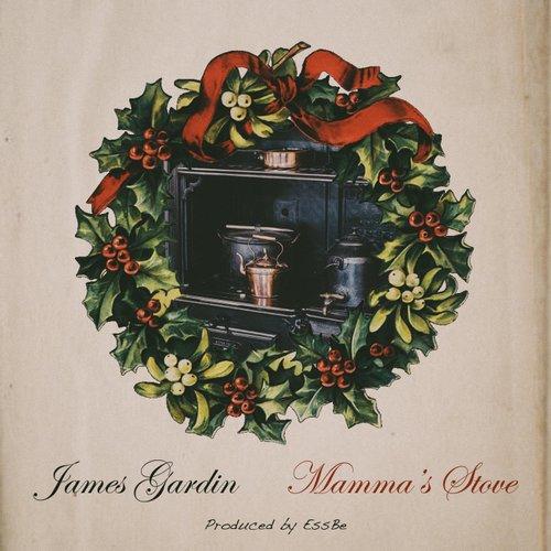 """James Gardin celebrates family & Christmas time on """"Momma's Stove"""""""