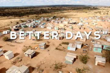 "[VIDEO] Sinai & Legin find hope in ""Better Days"" // Building a home for at-risk youth in South Africa"