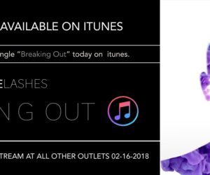 Nine Lashes Release Lyric Video for New Single Breaking Out