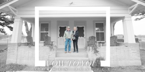 Carmen Justice Releases Vow To You Music Video