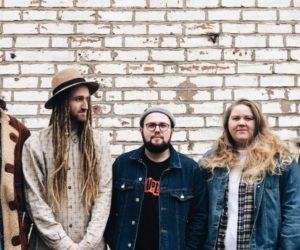 Brightline Launch Kickstarter for new EP - walking on waves