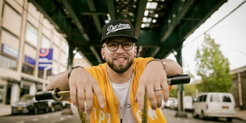 Andy Mineo's Single You Can't Stop Me RIAA Certified Gold