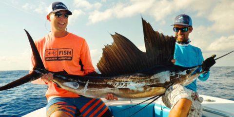 Deep Sea Fishing Battle | Dude Perfect