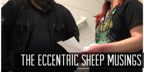 The Eccentric Sheep Musings Teams Up with Seventh Day Slumber to Discuss Drug and Alcohol Addiction