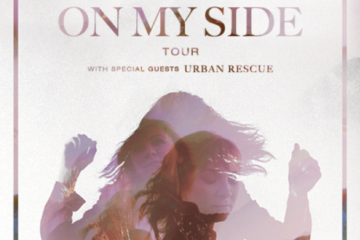 Kim Walker-Smith ON MY SIDE TOUR with Special Guests Urban Rescue