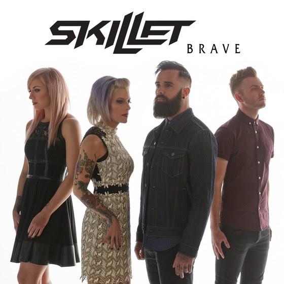 Multi-Platinum Selling Skillet Releases Lyric Video For New Single Brave
