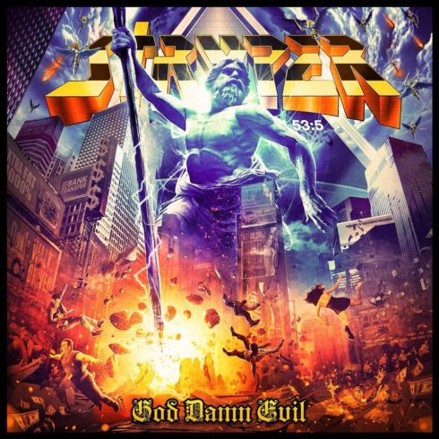 STRYPER Continues to Dominate Billboard Charts with New Studio Album God Damn Evil