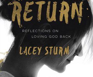 Lacey Sturm Announces New Book The Return
