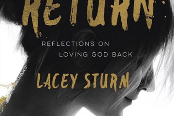 Lacey Sturm Announces New Book The Return
