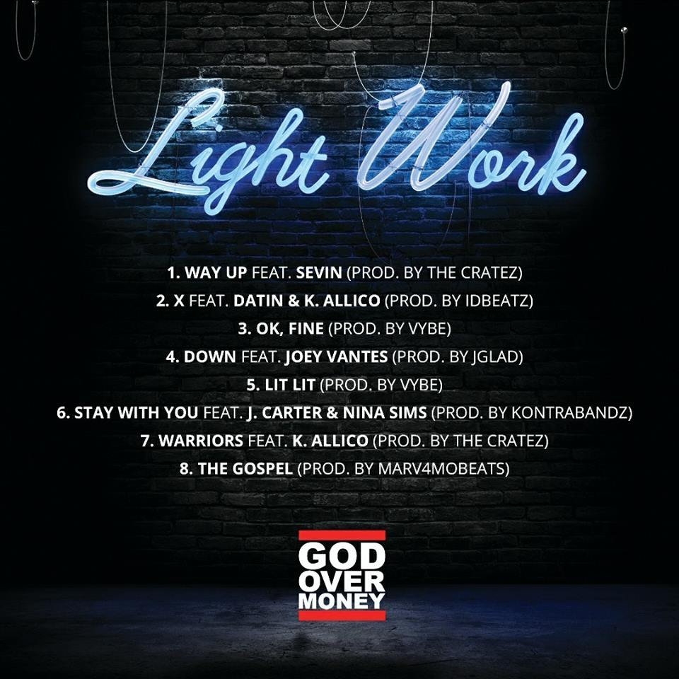 Bizzle Announces Light Work Album
