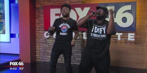 Cutright & Ike Hill Appear on Fox 46 Good Day Charlotte