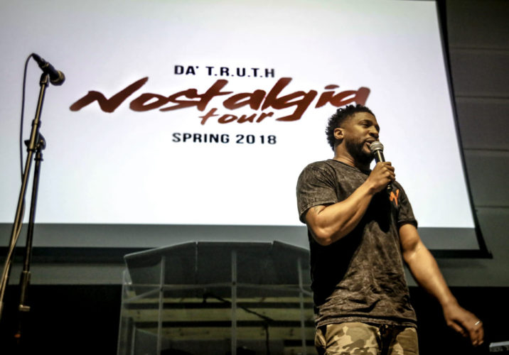Culture Da' T.R.U.T.H Speaks to Challenging the Culture through CHH with Annette Holloway