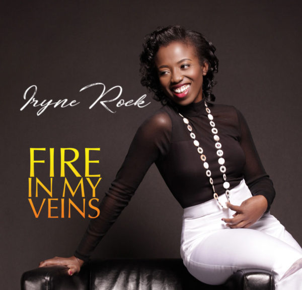 Video: Iryne Rock - Fire In My Veins - JFY (Just For You) ALBUM May 2018