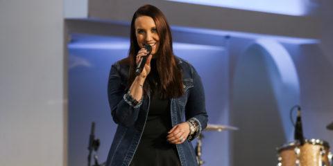 SINGER MELINDA MCGLASSON TO APPEAR ON 'HOUR OF POWER'