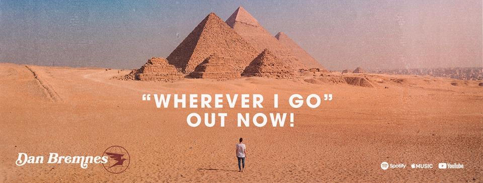 Video: Dan Bremnes - Wherever I Go