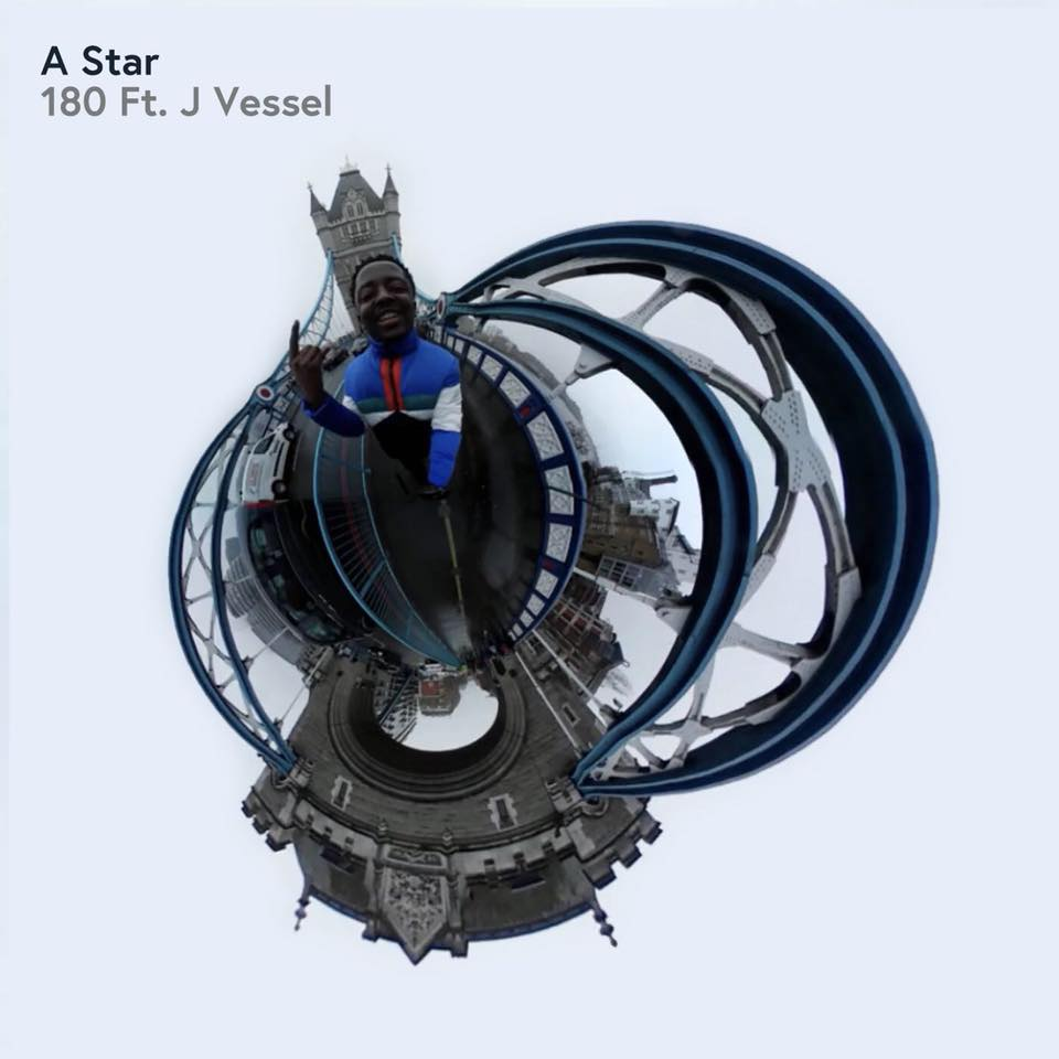 A Star Drops Hot New 180 Single featuring J Vessel