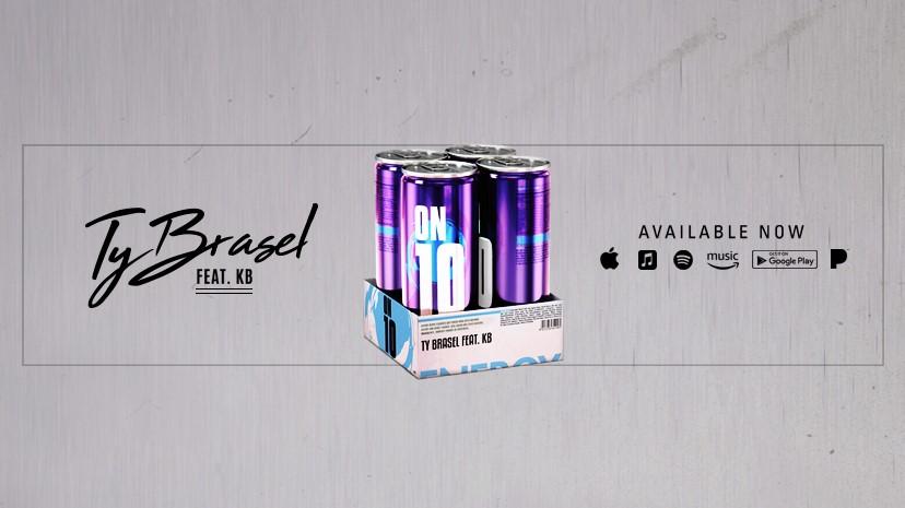 Audio: Ty Brasel - On 10 Ft. KB