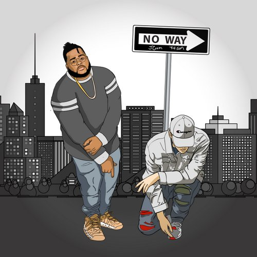 J. Crum & T-Vision say No Way to obstacles and opposition in new single / video