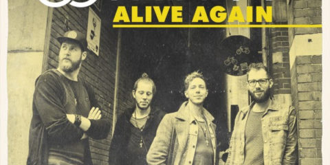 """Trinity Releases First U.S. Single, """"Alive Again,"""" July 13 From The Fuel Music"""