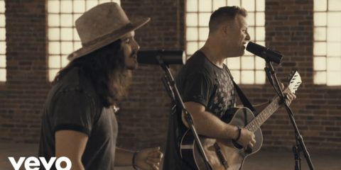 Video: Matthew West - Mercy Is A Song (Acoustic) ft. Jordan Feliz