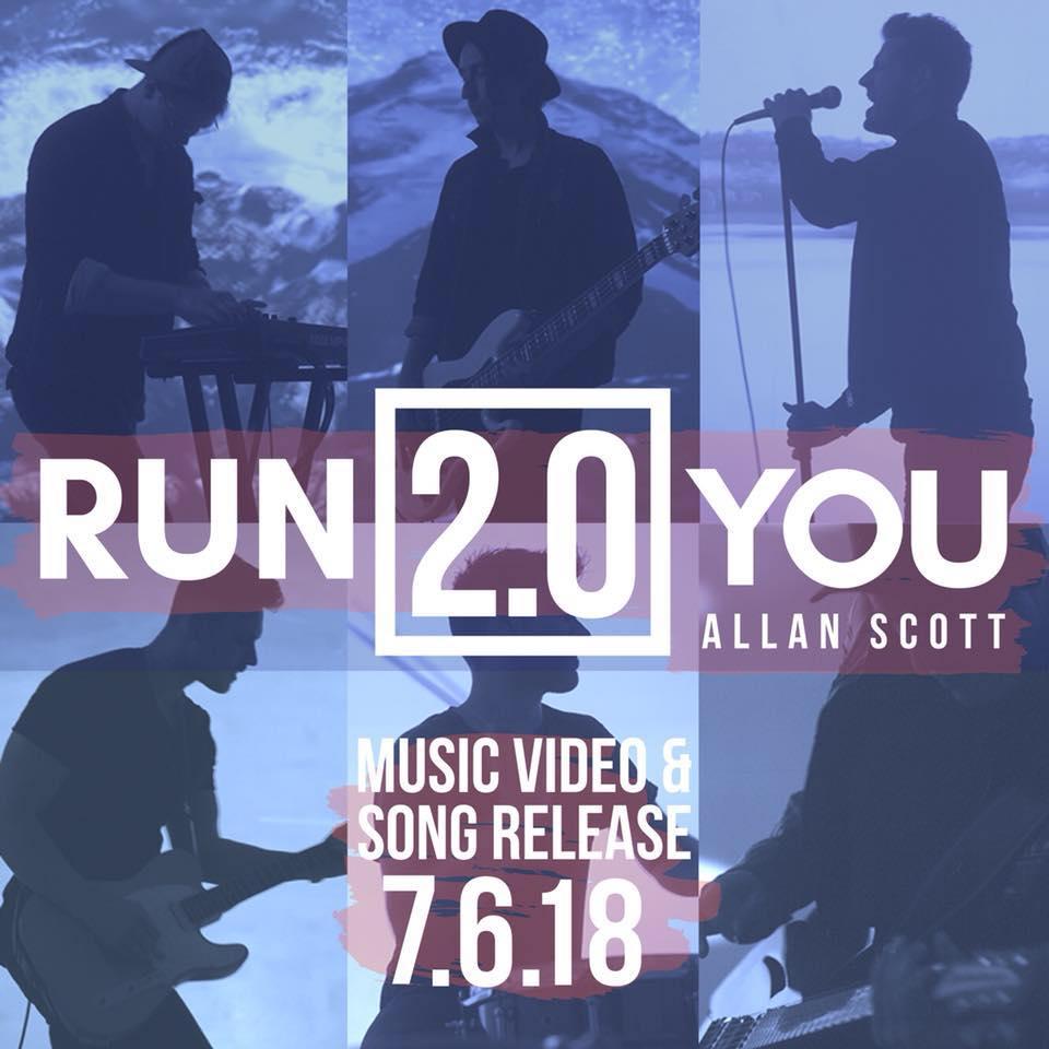 Allan Scott Releases Run To You 2.0 Video