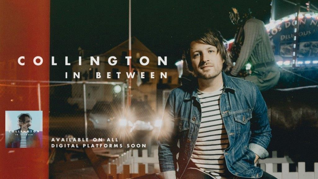Collington Says 'Here We Go' As He Returns With New Music - Getting to Know James Collington