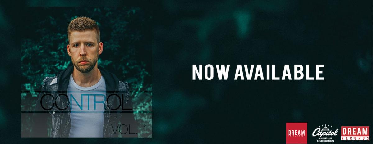 Joel Vaughn Drops New EP Control Vol. 1 Today on DREAM Records